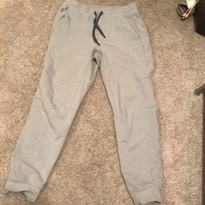 Men's lululemon grey sweatpants